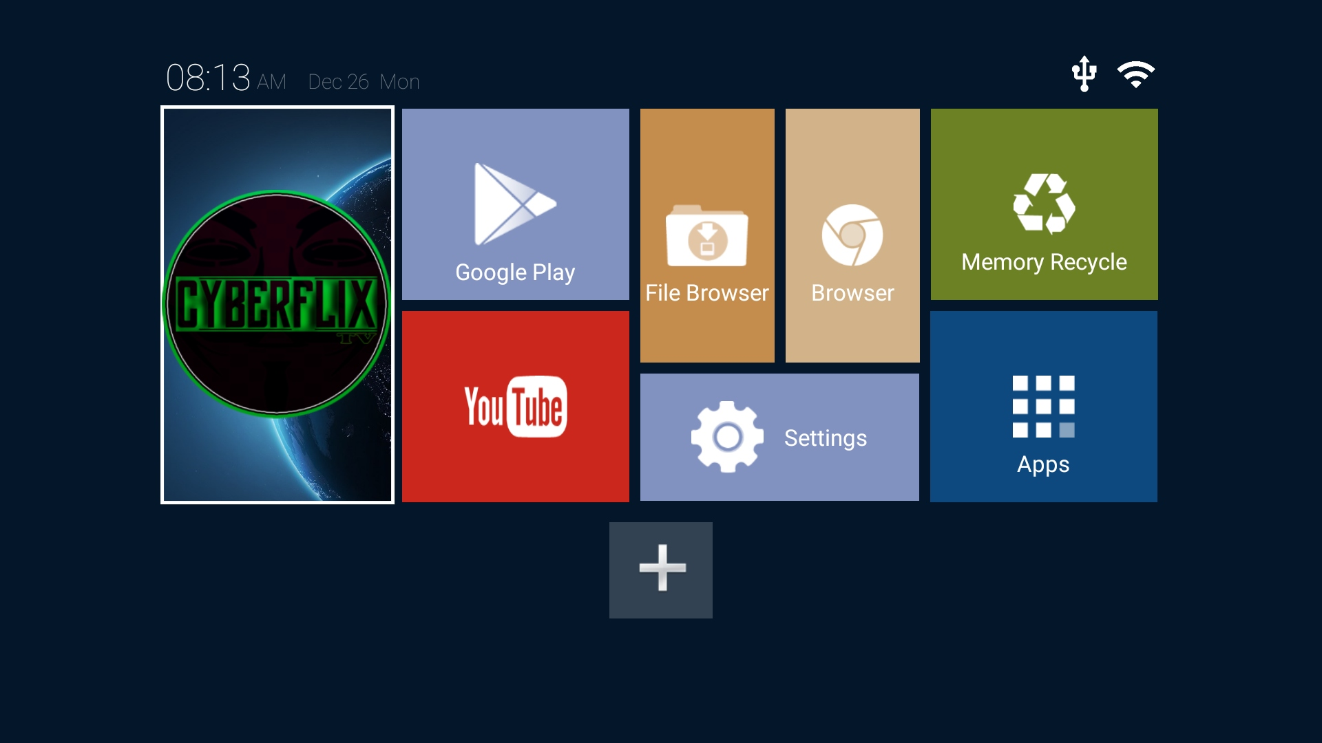 Cyberflix TV for Android TV Box & NVIDIA Shield Download (Updated)